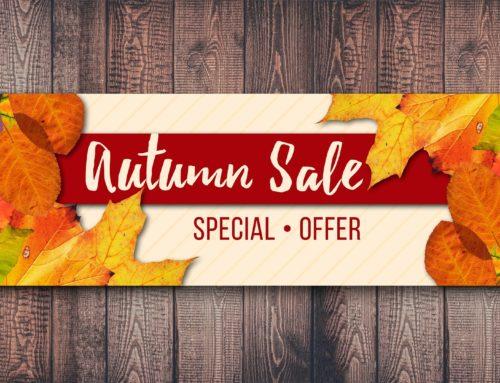 Autumn Special!