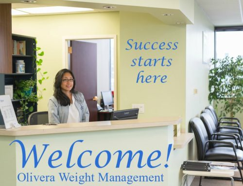 Olivera Staff Weight Loss Tips