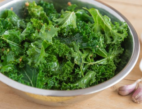 Crunch, Salty and Healthy Kale Chips!
