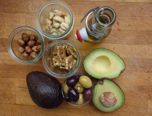 Choose Healthy Fats