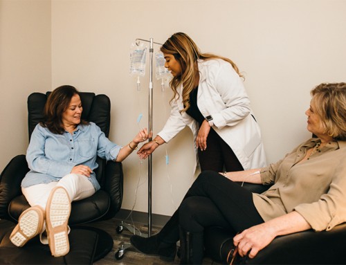 Olivera Now Offering IV Therapy to Chicago Clients