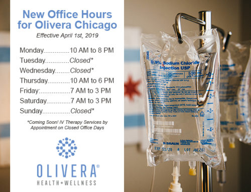 New Hours Starting in April 2019